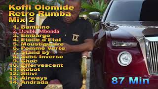 KOFFI OLOMIDE/ BEST OF/ MIX 2/ 14 MEILLEURS TITRES
