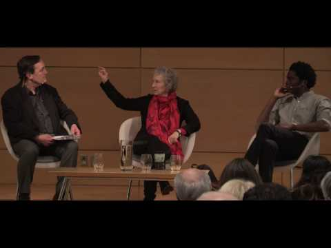 Margaret Atwood and Angel Catbird | Appel Salon | February 22, 2017