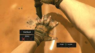 RAGE |  Xbox 360 - 5 Finger Fillet (all five rounds) [720p HD]