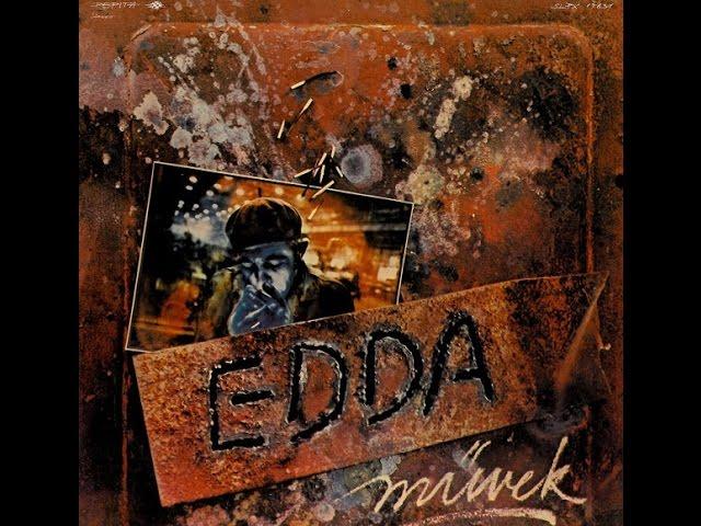 Edda Művek 1-2- két teljes album