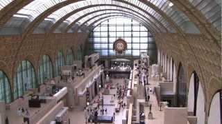 オルセー美術館(フルハイビジョン撮影) フルハイビジョン 検索動画 26