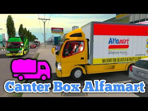 Canter box Alfamart tester traffict sale v1 by SMT - 동영상