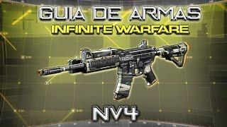 GUIA de ARMAS  NV4  - Anlisis mejores clases y consejos COD Infinite Warfare