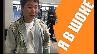 Огромный оптовый рынок одежды в Гуанчжоу Китай