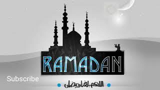 رمضان أقبل  أنشودة جديدة  أحمد حسان