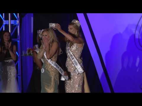 Miss West Virginia Teen USA and Miss West Virginia USA 2014 Crowning