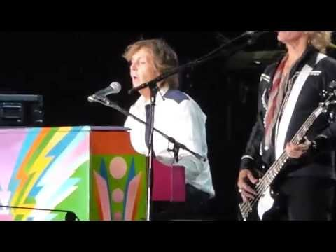 Paul McCartney Out There Tour! @ Dodger Stadium, Los Angeles, CA  2014 (Full Concert)
