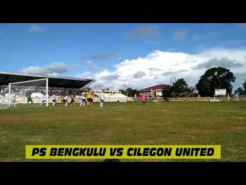PS Bengkulu VS Cilegon United 0 - 1, Highlight Pertandingan Liga 2 Grup 2,( 20/05/2017)