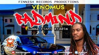 Venomus - Badmind - July 2019