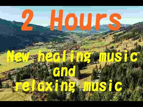 2 hours new healing and relaxing music:beautiful fantastic Deep Sleep meditation