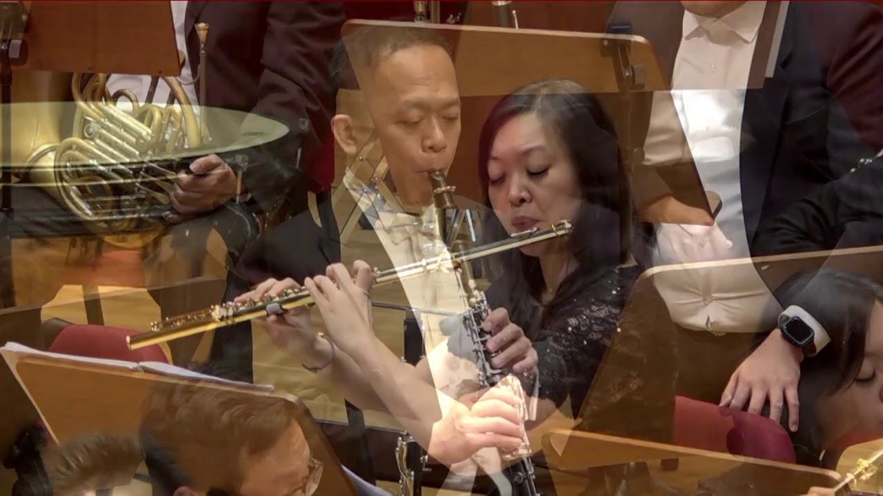觀賞《偉大:陳介涵與台北市民交響樂團》直播音樂會