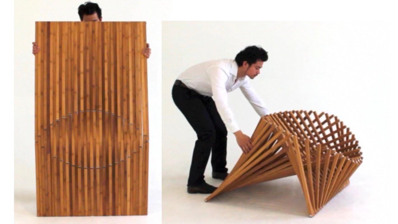 Rising chair by robert van embricqs youtube for Robert van embricqs chair