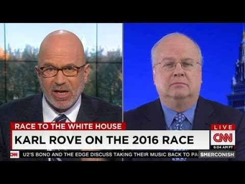 Karl Rove on Trump's Candidacy