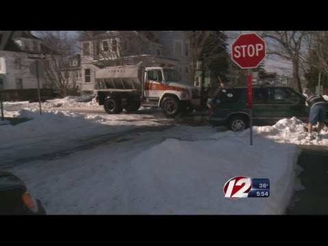New Bedford Snow Removal Plan
