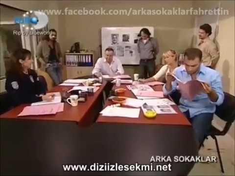 Arka Sokaklar Mesut Kürtçe Konuşuyor