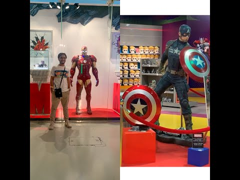 IMG World Of Adventures | World's biggest indoor theme park | Dubai Vlogs
