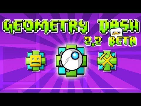 LA BETA GEOMETRY DASH 2.2 | VRO