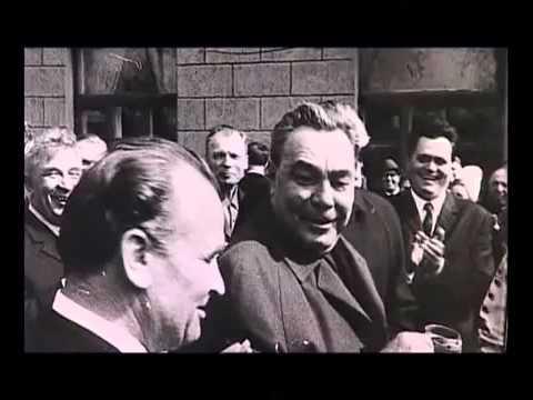 Brejnev la Ungheni