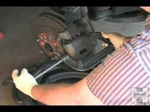 Brake Pad Replacement Youtube