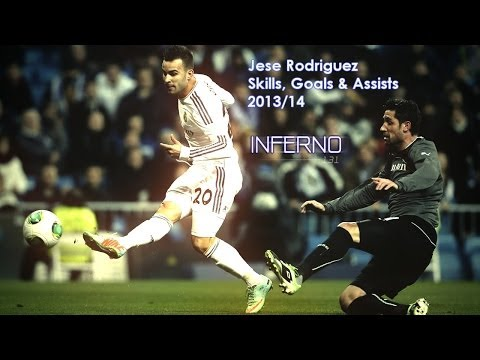 Jese Rodriguez - Skills, Goals, Assists 2014 By Inferno131