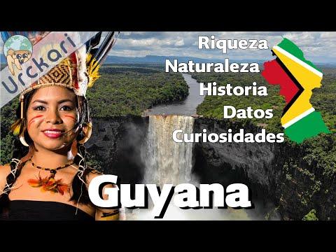 30 Curiosidades Que Quizás no Sabías sobre Guyana