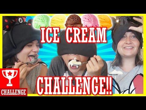 ICE CREAM CHALLENGE!!  |  KITTIESMAMA