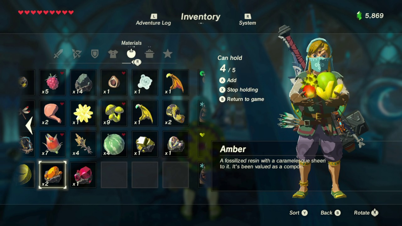 Best recipe in botw youtube best recipe in botw forumfinder Images