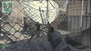 MW3 infected 360 throw knife killcam