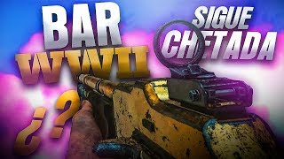 LA NUEVA BAR ¿SIGUE CHETADA? | CALL OF DUTY: WW2