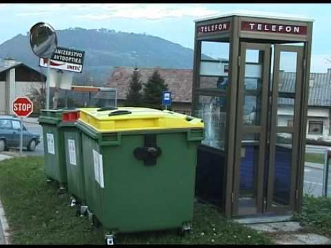 Kostak - Ločeno Zbiranje Odpadkov