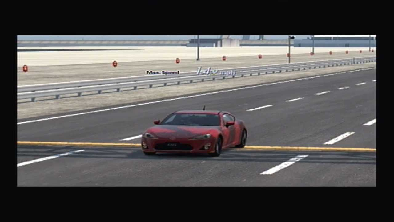 Toyota Gt And Quarter Mile Times In Youtube