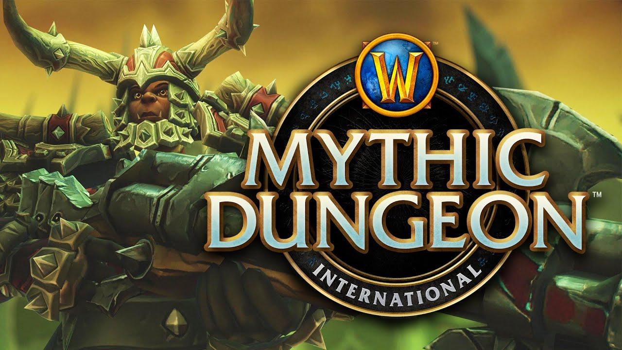 Mythic Dungeon International | Shadowlands 2021 Trailer