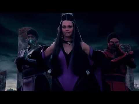 Sindel Mortal Kombat Movie Youtube