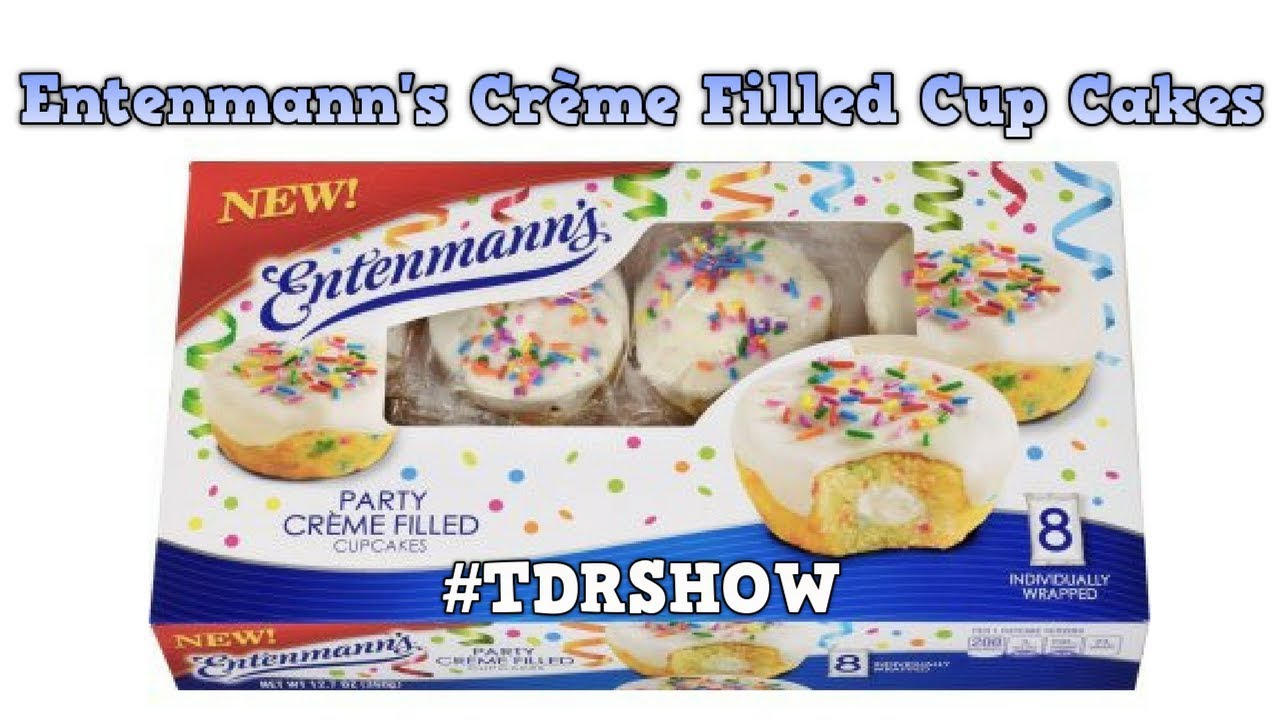 Entenmanns party cake creme filled cupcakes youtube entenmanns party cake creme filled cupcakes publicscrutiny Choice Image