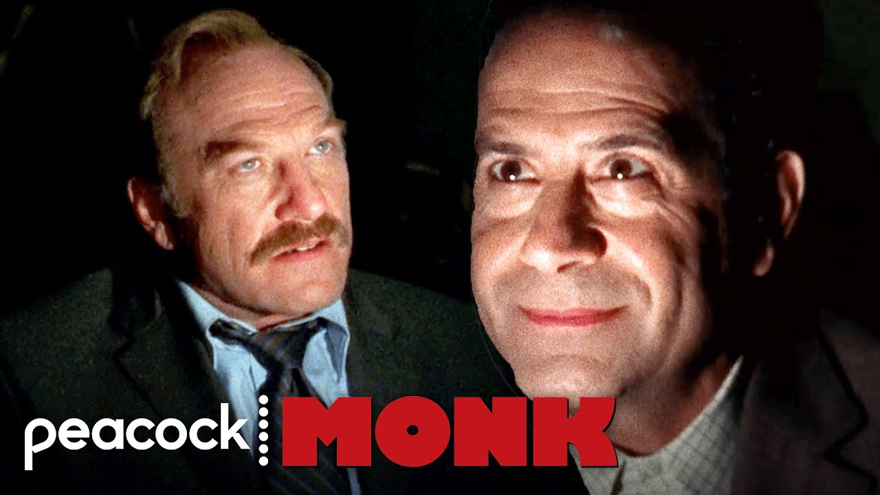Download Monk's Stakeout to Catch A Murderer | Monk