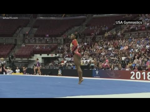 Simone Biles Highlights The Unique Stresses Athletes Feel At The ...