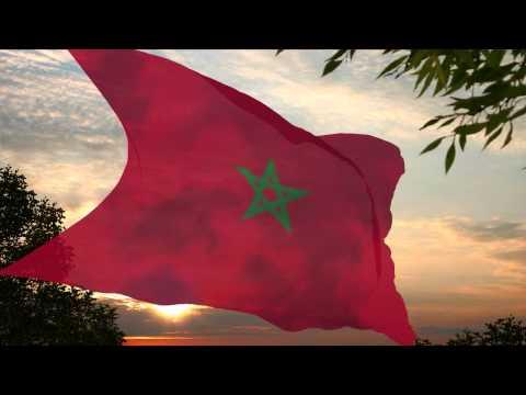 National Anthem of Morocco ✪ النشيد الوطني للمغرب (Nationalhymne Marokko)