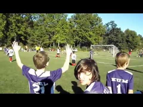 Ballston Spa White Team - Soccer Game on 9 25 2016