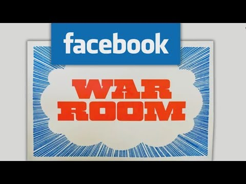 Facebook Uses A War Room To Counter News They Don't Like. The Legacy Media Loves it.