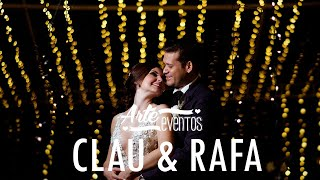 Arte Eventos - Matrimonio Clau y Rafa - Bodas espectaculares