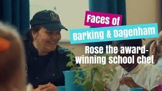Rose the award-winning school chef | Faces of Barking & Dagenham