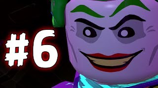LEGO BATMAN 3 - BEYOND GOTHAM - PART 6 - SPACE STATION INFESTATION! (HD)