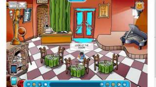 Club Penguin Hurricane Part 1
