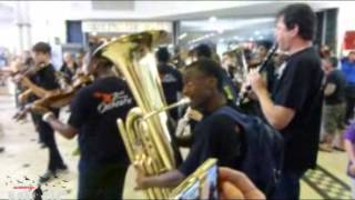 Orchestra Flash Mob Riverside Mall