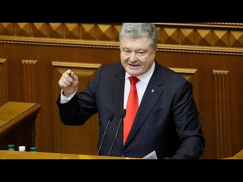 Ukraine: Poroshenko urges Nato to deploy ships in the Azov sea to 'provide security' to the country