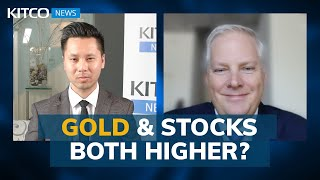 Gold price and stocks both have upside; the biggest risks and opportunities to watch Thumb