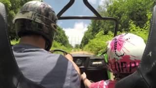 Emmas Ride @ Thrashing Trails - Xenia, Ohio