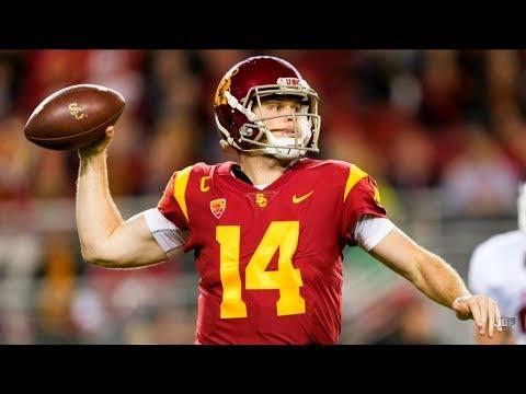 USC QB Sam Darnold 2017 Highlights