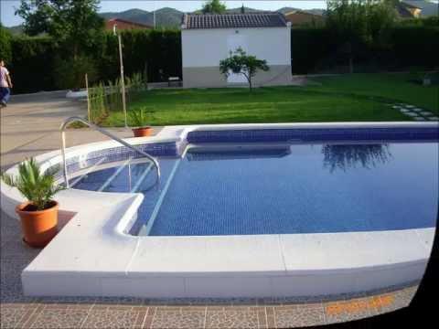 Casa nueva en santiago piscina doovi for Construccion de piscinas en santiago