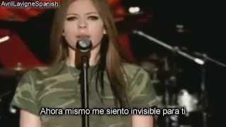 Avril lavigne - Losing Grip [Subtitulada Español]HD-VEVO